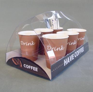 コーヒーホルダー_透明